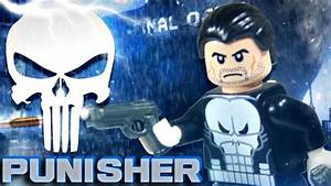"LEGO Super Heroes Marvel the Video Game ""Punisher"" Custom ..."