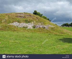 A Drumlin  An Elongated Hill In The Shape Of An Inverted