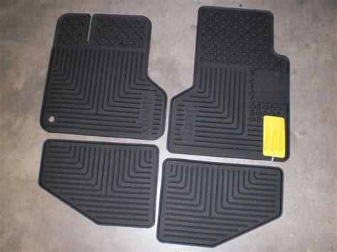 jeep wrangler floor mats rubber buy jeep wrangler tj slate rubber slush floor mats