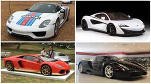 Which Would You Drive, Porsche, Ferrari, Mclaren Or