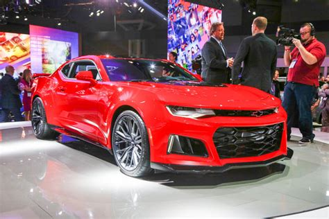 2017 Chevy Camaro Zl1 Release Date, Price, Review
