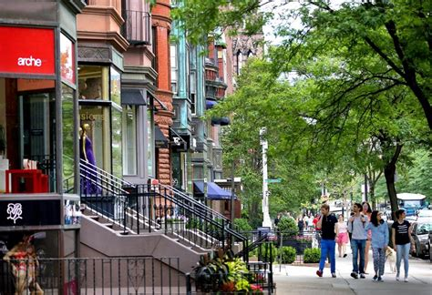 Newbury Street To Close To Cars In August For A Day Of