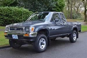 1992 Toyota Pickup Extra Cab 4x4 V6 5