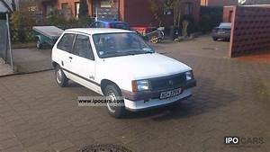 Opel Corsa City : 1988 opel corsa city car photo and specs ~ Medecine-chirurgie-esthetiques.com Avis de Voitures
