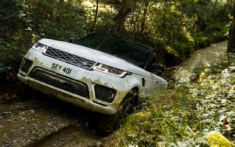 Land Rover Range Rover Sport 4k Wallpapers by Range Rover Sport P400e Autobiography 2017 4k Wallpapers