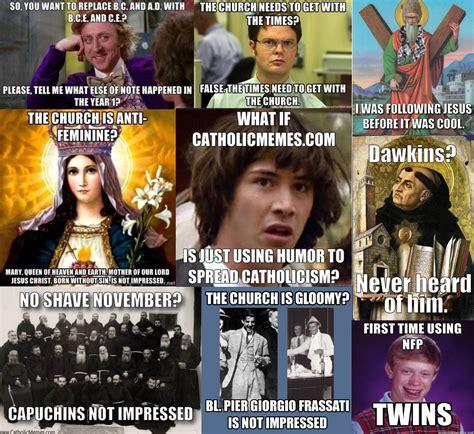 Catholic Memes - funny catholic memes