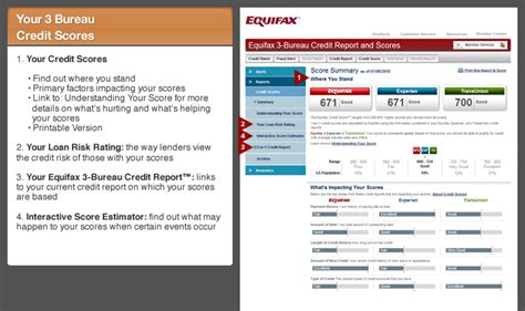three bureau credit report equifax 3 in 1 credit report with fico 3 bureau