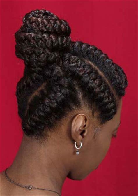goddess braids by naturallycurly