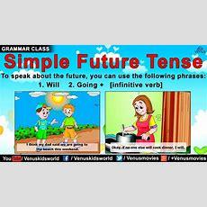 Grammar Class  Simple Future Tense Youtube