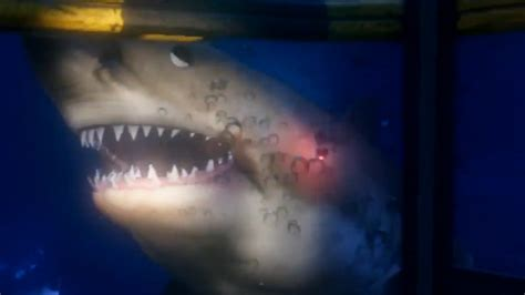 Project Morpheus' Virtual Reality Shark Attack Game Looks