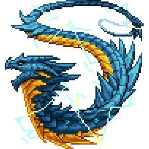 Dragon Cave - Dragon - (XY9g0)