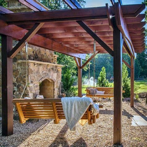 Best Backyard Patios by Top 40 Best Gravel Patio Ideas Backyard Designs