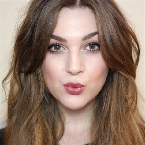 25 best ideas about middle part bangs on