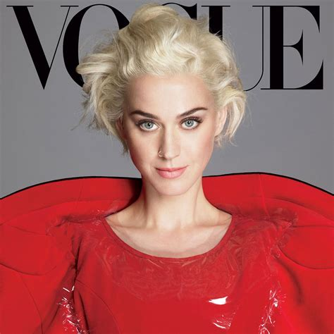 Katy Perry's Vogue Cover: The Star on Her Religious ...