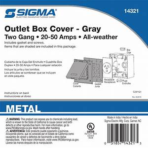 Sigma Electric 14321 2