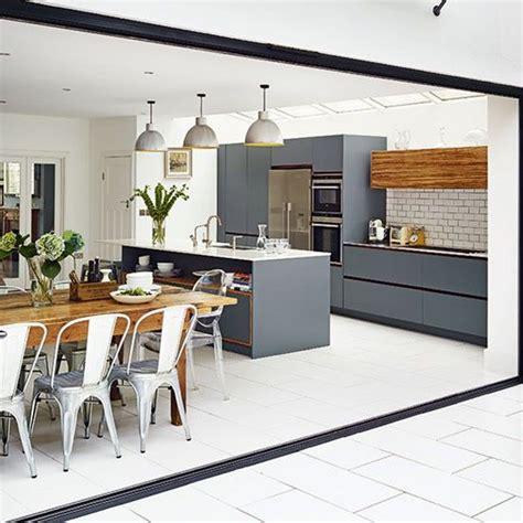 open plan kitchens trend sa decor design