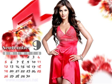 katrina kaif  official calendar  xcitefunnet