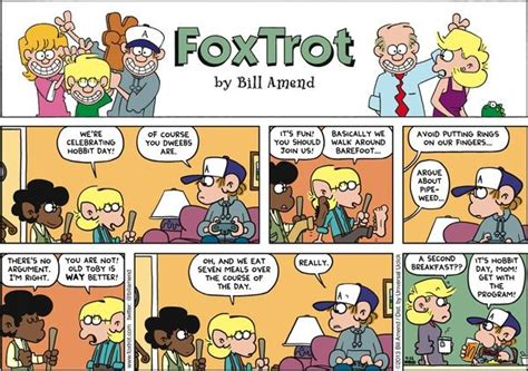 9 Best Images About Foxtrot Comics On Pinterest