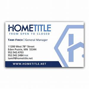 Business card design in duluth minnesota for Business card title