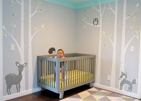 purple bedroom 53 room ideas for babies 7 baby room trends for