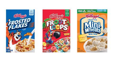 $3/5 Kellogg's Coupon | Cereal For 82¢ ea. :: Southern Savers