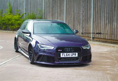 slammed audi slammed audi rs6 with adv1 wheels audiworld forums