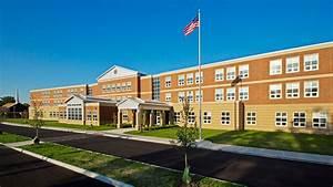 Whitehall-Yearling High School - Legat Architects  Highschool