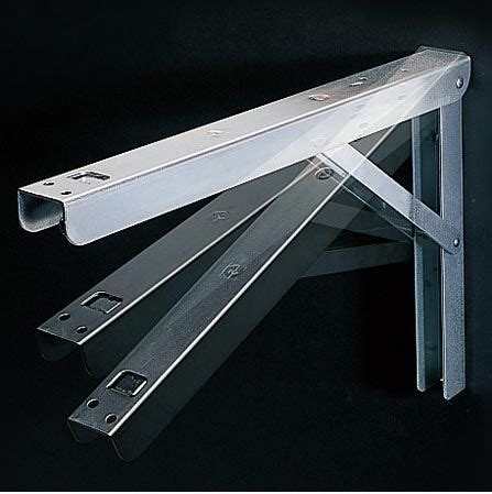 wall mounted fold down table brackets tutorial for wall mounted folding table using folding