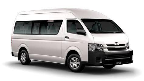 Mobil Toyota Hiace by Sewa Mobil Hiace Di Jogja Murah Dan Resmi Fasilitas Lengkap