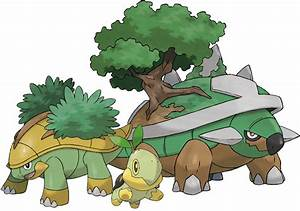 On the Origin of Species: Turtwig, Grotle and Torterra ...
