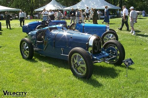 The brand that combines an artistic approach with superior technical innovations in the world of super sports cars. 1927 Bugatti Models