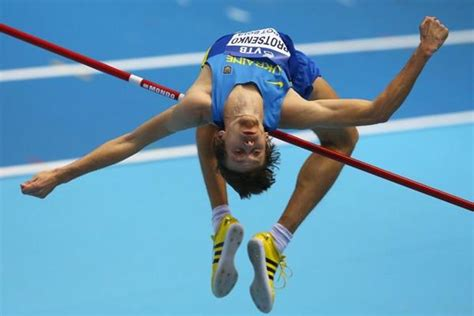 High jump at the World Indoor Championships