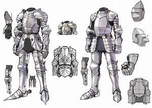 Armor Designs - Characters & Art - Pandora Saga