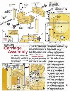 Router Table Lift Plans • WoodArchivist