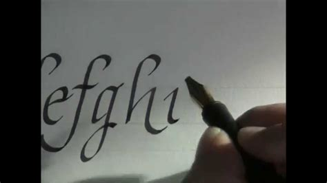 How To Write Italic Letters  For Beginners  Easy Version Youtube