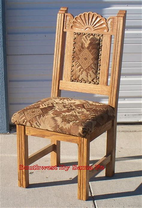 pecos west southwestern style chairs