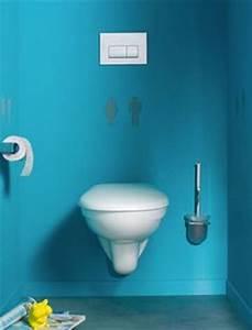 1000 images about wc on pinterest coins toilets and With couleur de peinture pour toilette 1 deco wc originale ciloubidouille