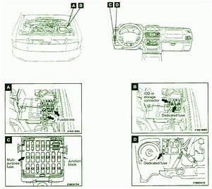 Car Fuse Box Diagrams  U2013 Page 227  U2013 Circuit Wiring Diagrams