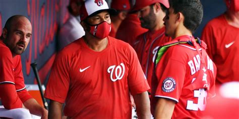 Nationals to begin 2021 season on Tuesday vs. Braves after ...