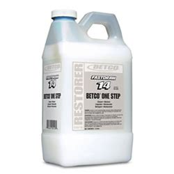 betco one step floor cleaner restorer 4 2 liter cs fastdraw 561846 restockit