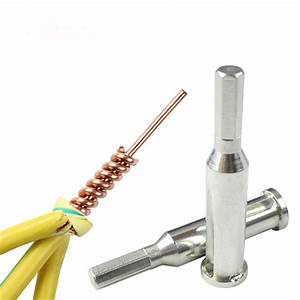 Universal Electrical Drill Bit Cable Quick Connect Adapter