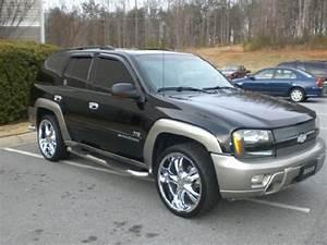 2002 Chevrolet Trailblazer - Pictures