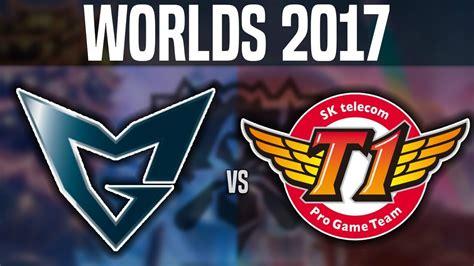 samsung g3 2017 ssg vs skt 3 worlds 2017 finals samsung galaxy vs sk telecom t1 g3 worlds 2017