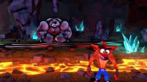 Crash Bandicoot N Sane Trilogy Koala Kong Boss Fight 3