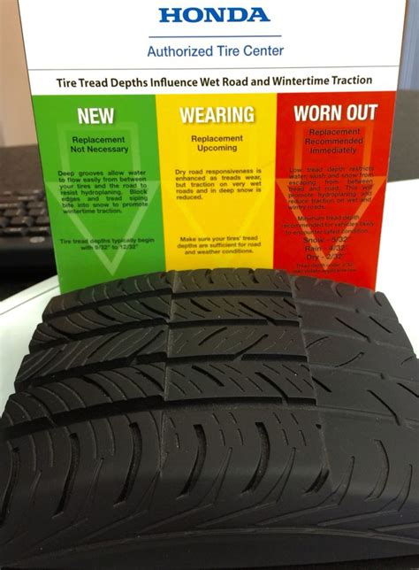 countertop information display   honda tire