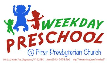 weekday preschool presbyterian church waynesboro 362 | weekdaypreschool