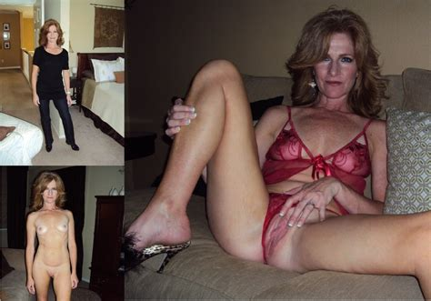 Dressed And Undressed In Gallery Milf Wife Dressed