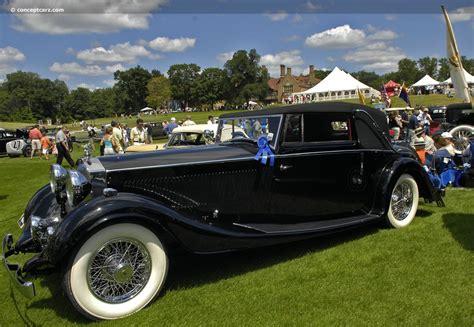 1935 Rolls Royce Phantom by 1935 Rolls Royce Phantom Ii P2 Conceptcarz
