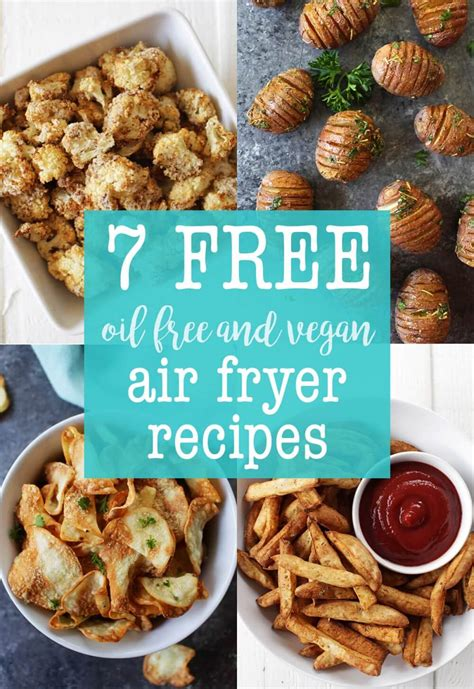 fryer air recipes vegan worth