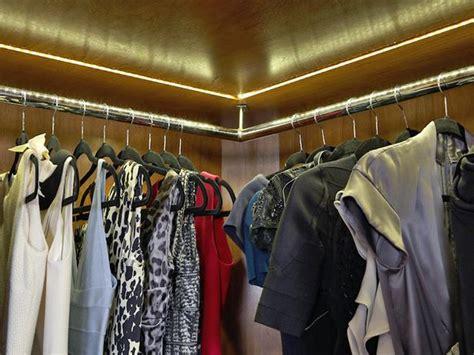 closet light up ideas